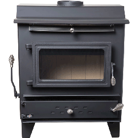 Hitzer Model 354 Coal Stove