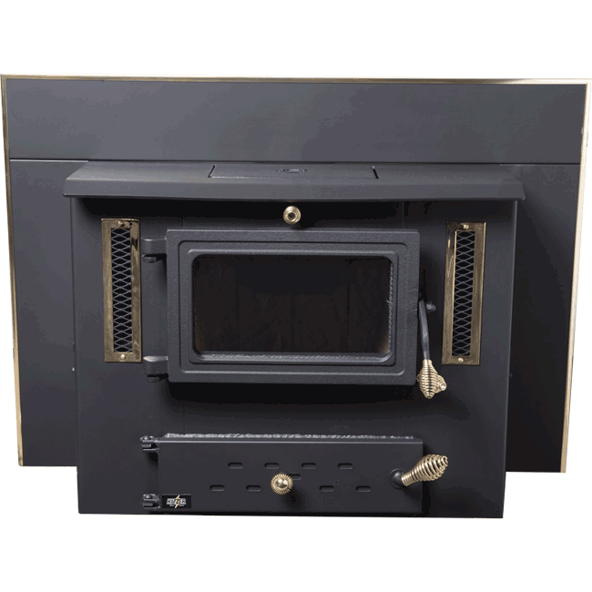 Hitzer Model 503 E-Z Flo Fireplace Insert