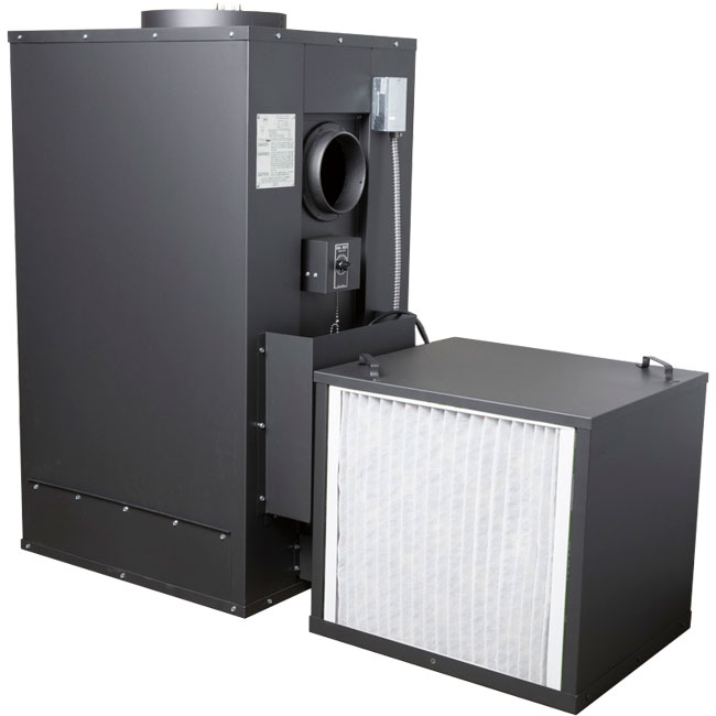 Hitzer Model 55 Furnace