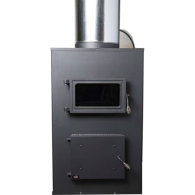 Hitzer Model 710 Energy Master II Stoker Furnace