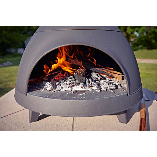 Invicta Lo Cigalou Wood Pizza Oven