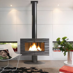 Invicta Theia Woodstove