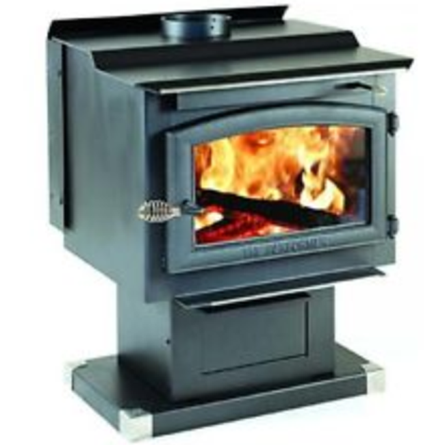 Image result for lennox IronStrike Performer SS210T Wood stove