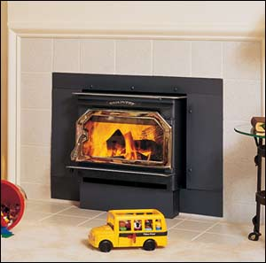 IronStrike Striker C160 Fireplace Insert
