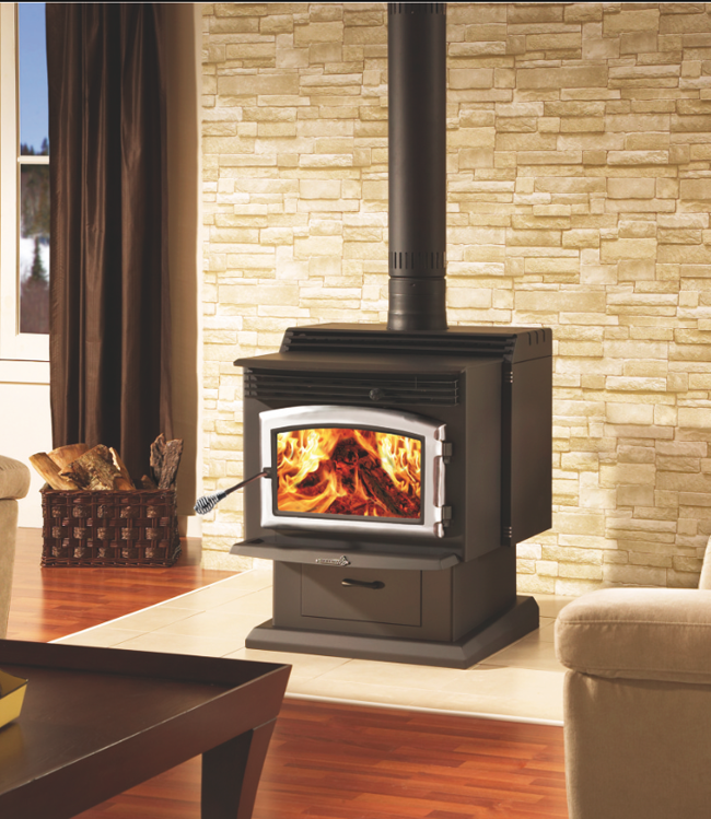 IronStrike Legacy S260 Wood Stove