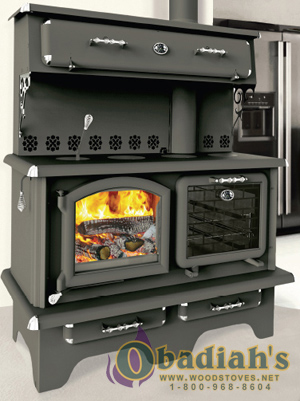 j a roby cuisiniere wood cookstove by obadiah 39 s woodstoves. Black Bedroom Furniture Sets. Home Design Ideas