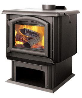 J.A. Roby Tison Wood Stove - Not EPA Approved