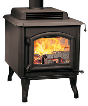 J.A. Roby Ultimate Wood Stove