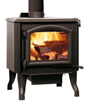 J.A. Roby Atmosphere Wood Burning Stove
