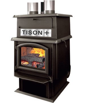 J.A. Roby Tison Plus Stove - Discontinued