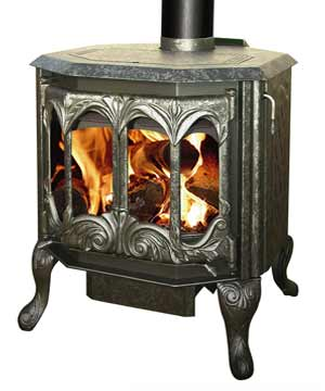 J.A. Roby Wood Stove - Discontinued*