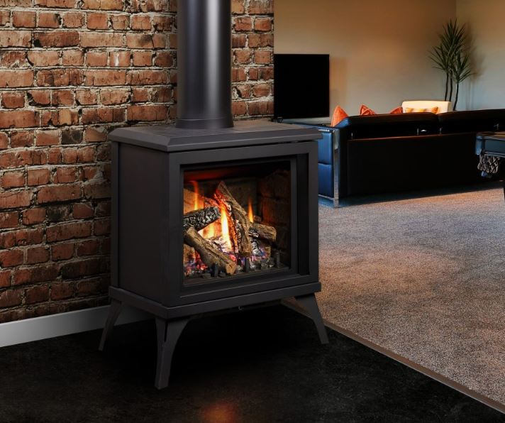 Kingsman FDV200S Direct Vent Gas Stove