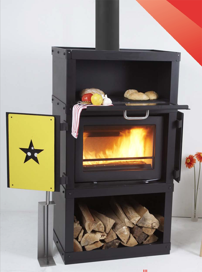 Klassic Wood Cook Stove