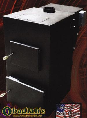 Keystoker Koker Lite Coal Furnace By Obadiah S Woodstoves