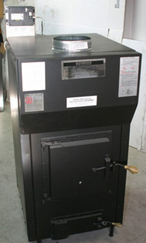 Kuuma Vapor Fire 200 Wood Furnace