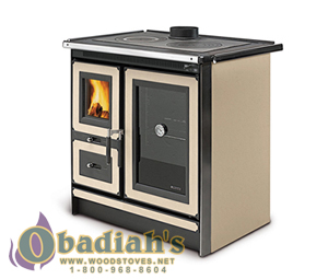 La Nordica Italy Wood Cookstove - Discontinued