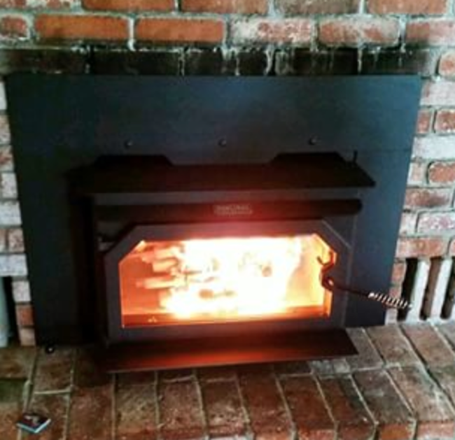 IronStrike Legacy C260 Fireplace Insert - Discontinued
