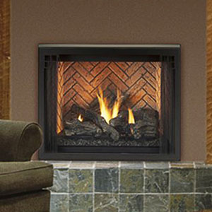 Merit Astria Fireplace - Discontinued*