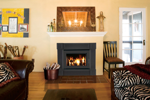 BIS Nova™ Lennox Fireplace - Discontinued*