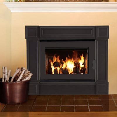 BIS Nova™ Lennox Wood Burning Fireplace