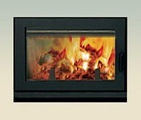 BIS Ultima™ CF Lennox Wood Burning Fireplace