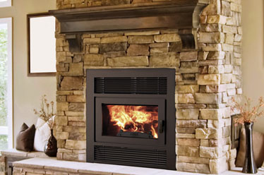 Brentwood™ LV Wood Burning Fireplace