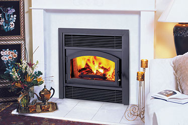 Brentwood™ Wood Burning Fireplace