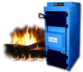 EBW 150 Econoburn Indoor Wood Boiler - *N/A in United States*
