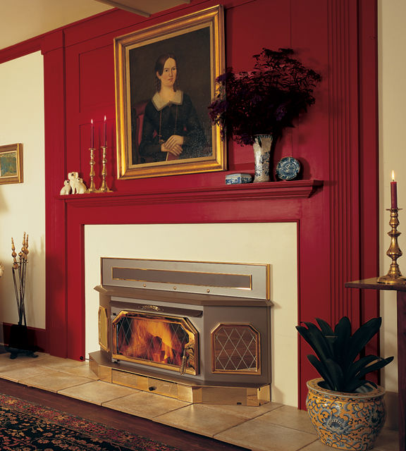 Elite® E260 Lennox Wood Burning Fireplace Insert