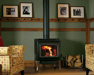 Grandview™ Series Lennox Wood Stove