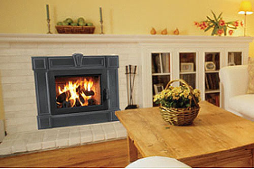 Ladera™ Wood Burning Fireplace