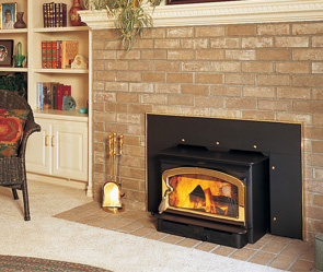 Performer™ C210 Lennox Wood Burning Fireplace Insert