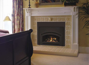 SDVI Lennox Gas Fireplace Insert - Discontinued
