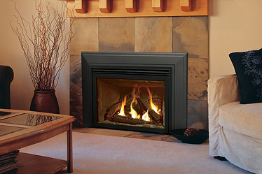 Shoreline™ Lennox Gas Fireplace Insert - Discontinued by Obadiah's ...
