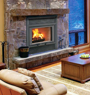 Solana™ Lennox Fireplace - Discontinued*