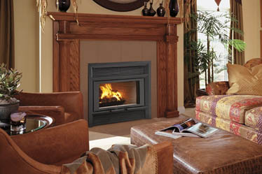 Solana™ Lennox Wood Burning Fireplace