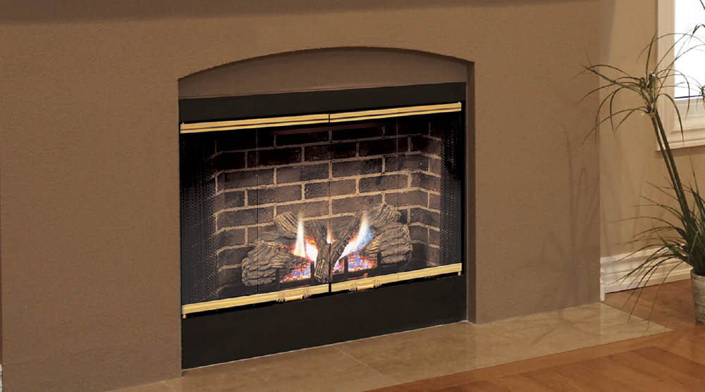 Majestic BBV B Vent Fireplace