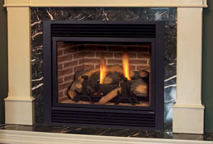 Majestic DVBH Direct Vent Fireplace System 33""