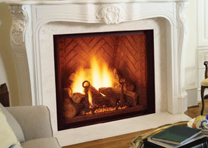 Majestic Marquis Direct Vent Gas Fireplace
