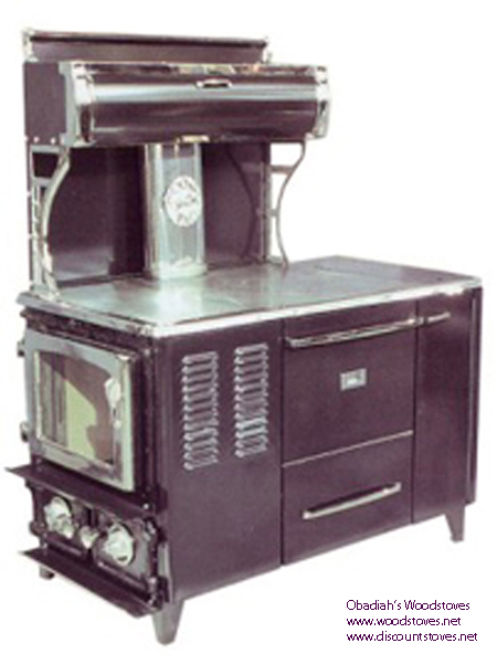 Margin Flame View Cookstove
