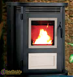 IronStrike Montage Contemporary Pellet Stove