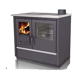 Tim Sistem North Hydro Wood Fired Oven with Boiler