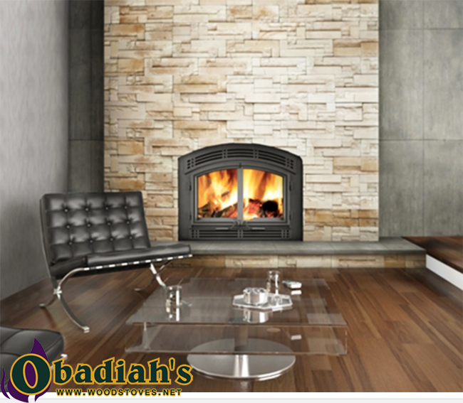 Napoleon NZ3000 High Country EPA Wood Fireplace