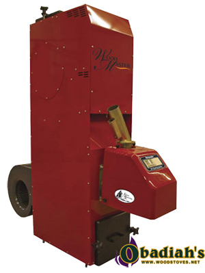 Force 20/30 WoodMaster Pellet Furnace - Discontinued