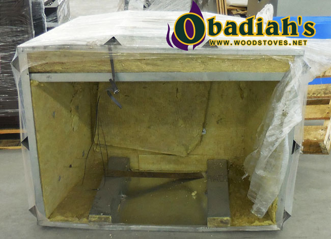 Obadiah's 1500 Catalytic Insert & Fireplace
