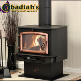 Obadiah's 1500 Catalytic Wood Stove