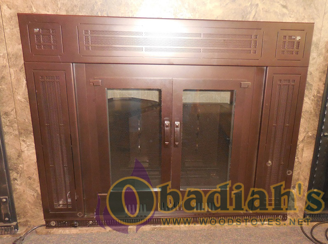 Obadiah's Fireplace Conversion Cookstove - mission