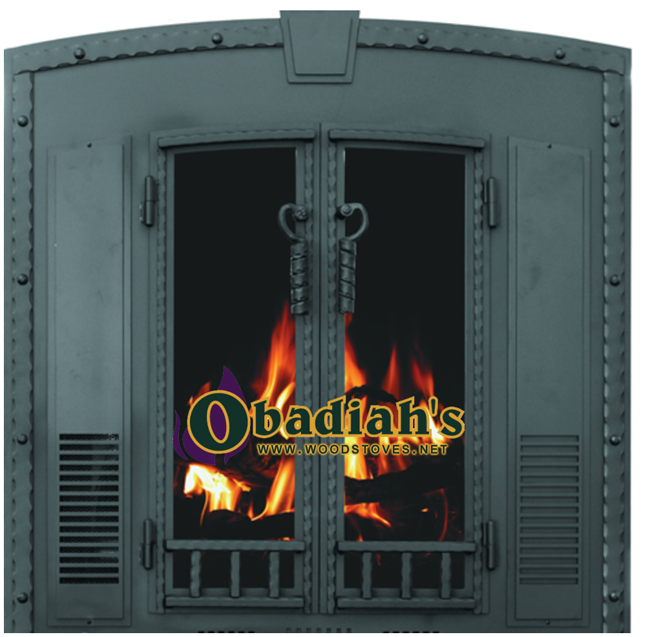 Obadiah's Fireplace Conversion Cookstove