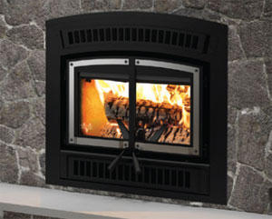 Ventis HE200 Wood Burning Fireplace