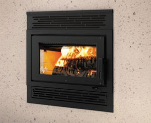 Ventis HE250 Zero Clearance Fireplace